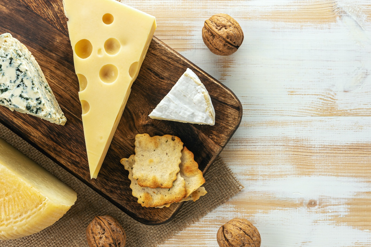 How to Choose a Low-FODMAP Cheese
