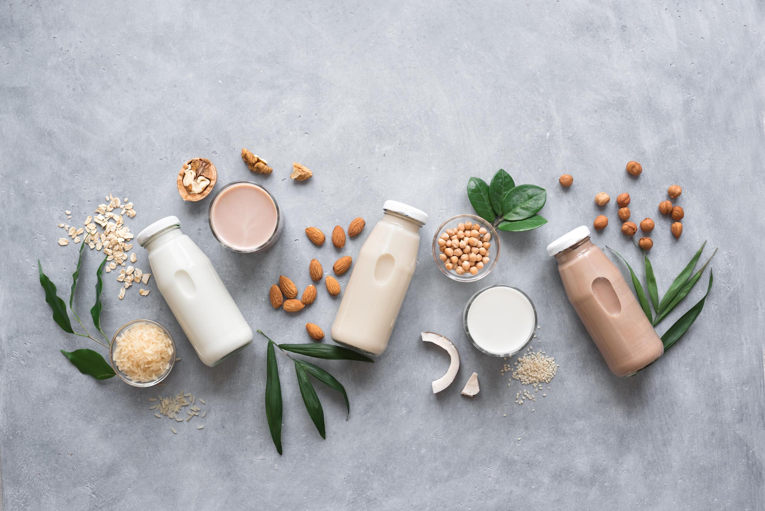 Low FODMAP Milk Alternatives