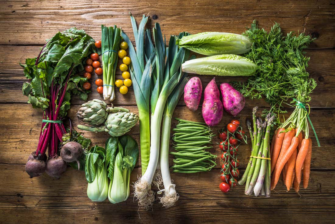 2021 Low, Moderate, and High FODMAP Vegetable Guide